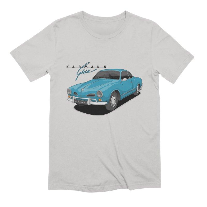 Karmann Ghia Men's T-Shirt by Apparel By AB