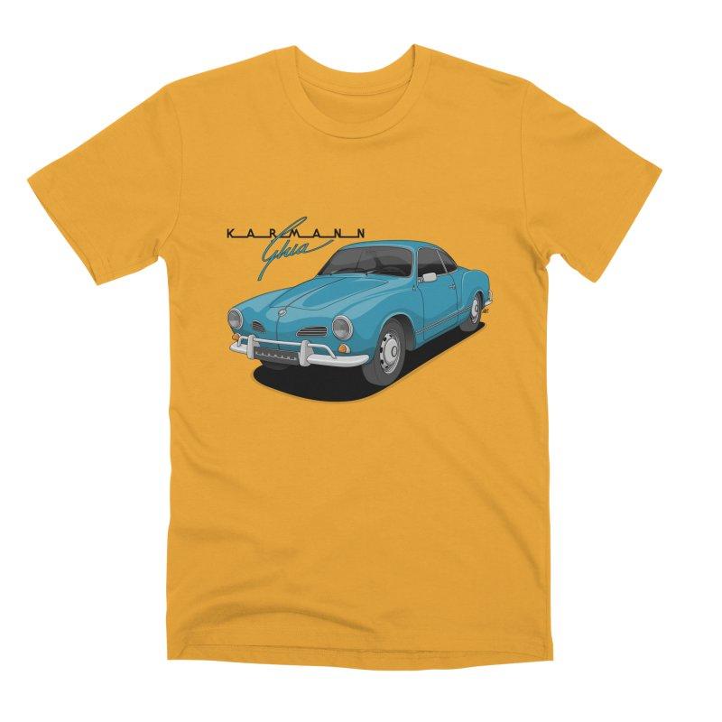 Karmann Ghia Men's Premium T-Shirt by Apparel By AB