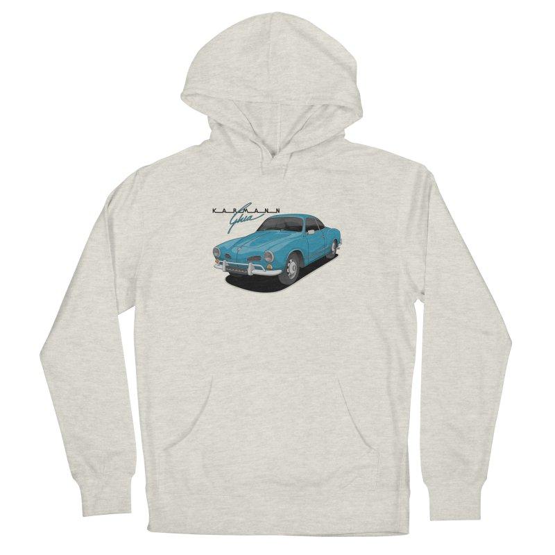 Karmann Ghia Men's Pullover Hoody by Apparel By AB