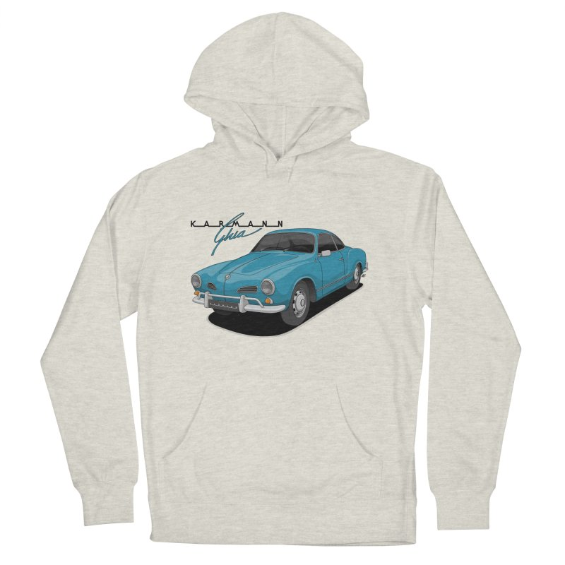 Karmann Ghia Men's Pullover Hoody by Apparel By AB