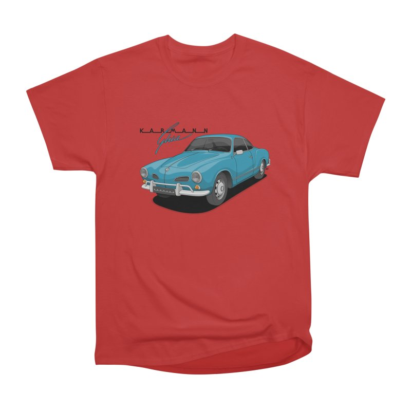 Karmann Ghia Women's T-Shirt by Apparel By AB