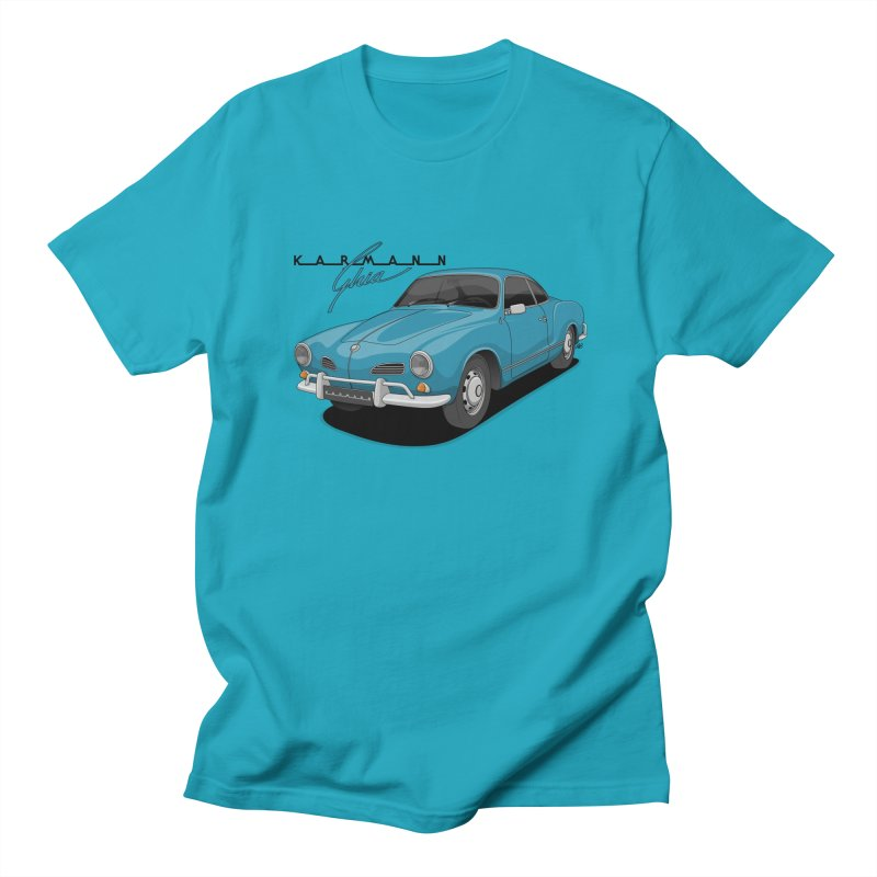 Karmann Ghia Men's Regular T-Shirt by Apparel By AB