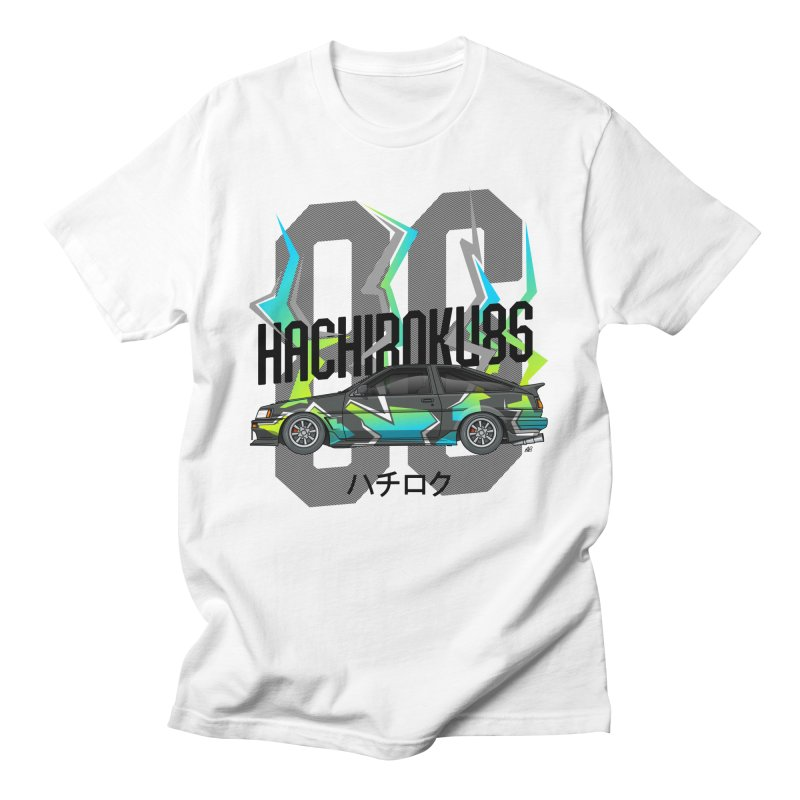 Hachiroku Women's T-Shirt by Apparel By AB