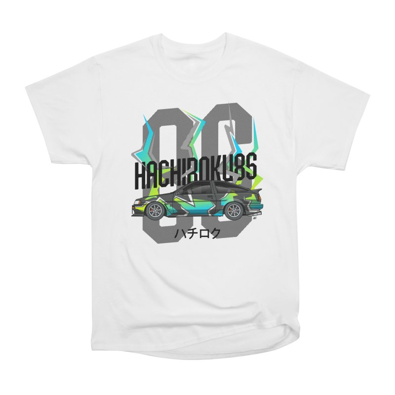 Hachiroku Men's T-Shirt by Apparel By AB