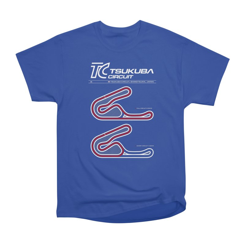 Tsukuba Circuit Women's T-Shirt by Apparel By AB