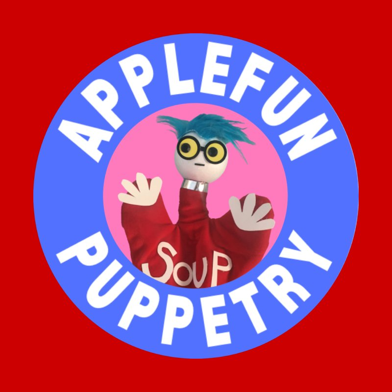 Applefun Puppetry - Andy Women's T-Shirt by Applefun's Artist Shop