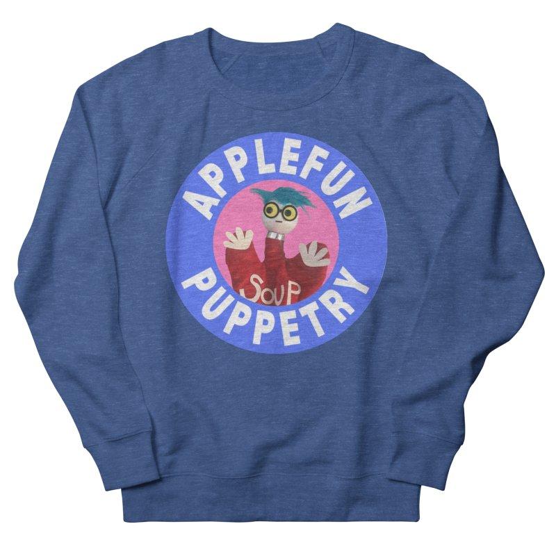 Applefun Puppetry - Andy Men's Sweatshirt by Applefun's Artist Shop