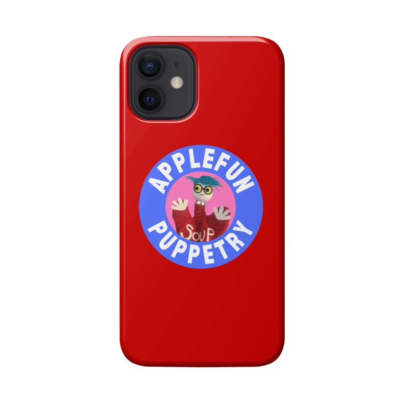 Applefun Puppetry - Andy Accessories Phone Case by Applefun's Artist Shop