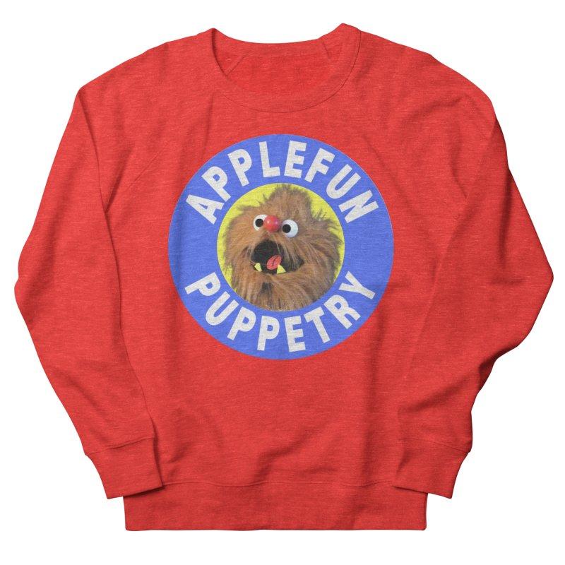 Applefun Puppetry - Moondog Women's Sweatshirt by Applefun's Artist Shop