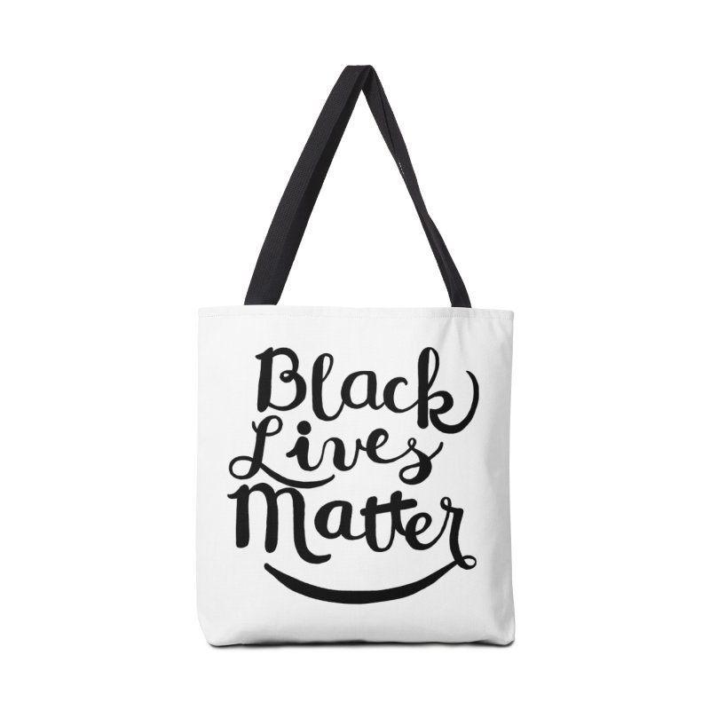 Black Lives Matter - Black Text   by April Marie Mai's Shop