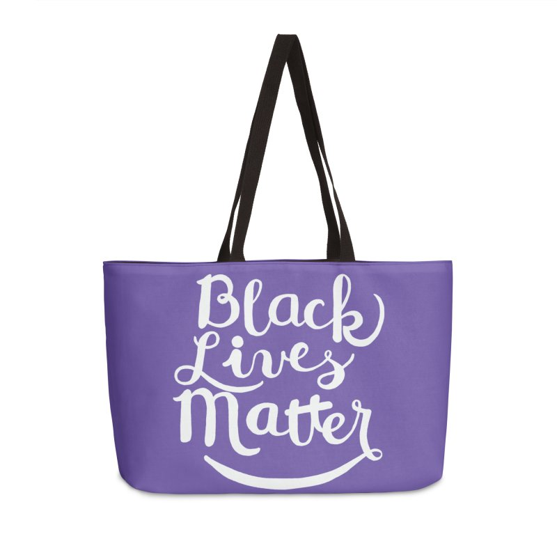 Black Lives Matter - White Text   by April Marie Mai's Shop