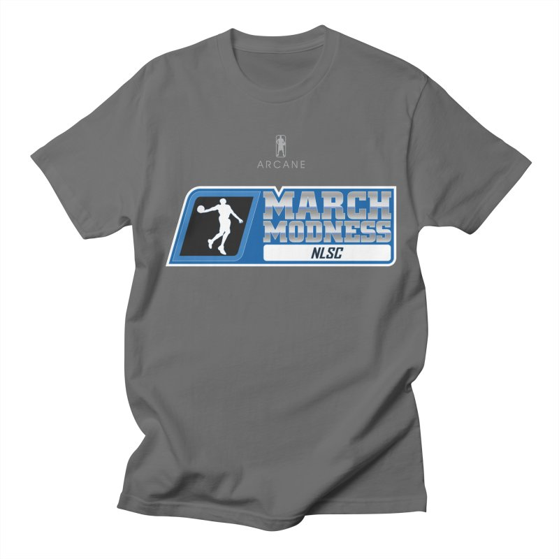 ARCANE NLSC March Moddness Men's T-Shirt by Arcane Uniforms