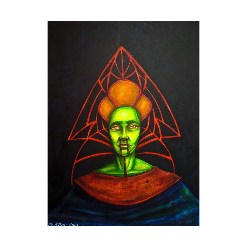 Offering Home Fine Art Print by ARIOM