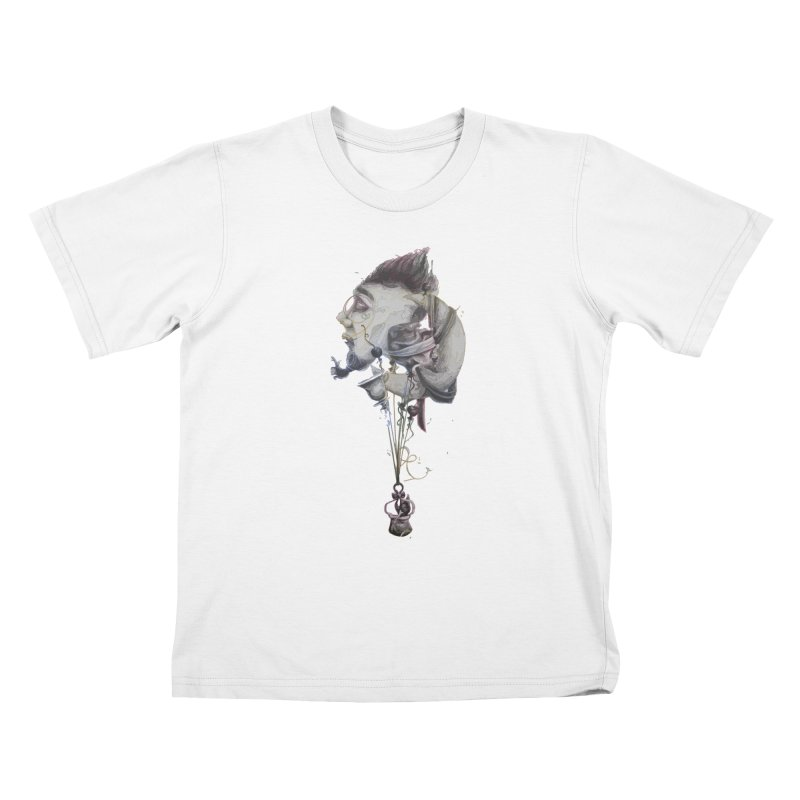 UNUSUAL BALLOONS Kids T-Shirt by ARIOM