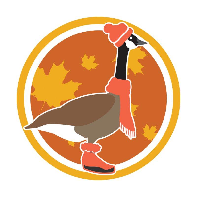 Goose Season Kids Baby Zip-Up Hoody by ARIOM