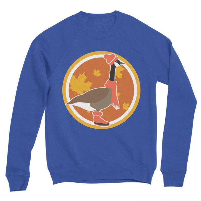 Goose Season Men's Sweatshirt by ARIOM