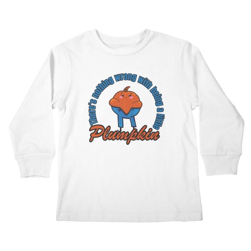 Plumpkin Kids Longsleeve T-Shirt by ARIOM
