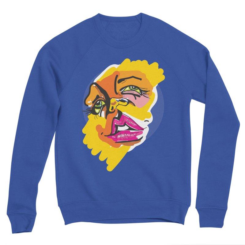 Face Men's Sweatshirt by ARIOM