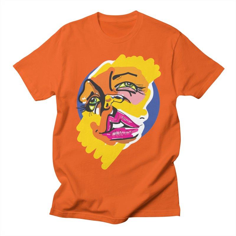 Face Men's T-Shirt by ARIOM