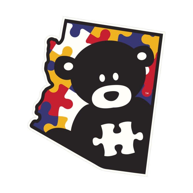 Autizona Accessories Sticker by #AutiWear | Arizona Autism's Merch Shop