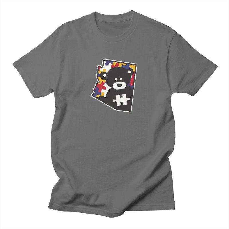 Autizona Men's T-Shirt by #AutiWear | Arizona Autism's Merch Shop