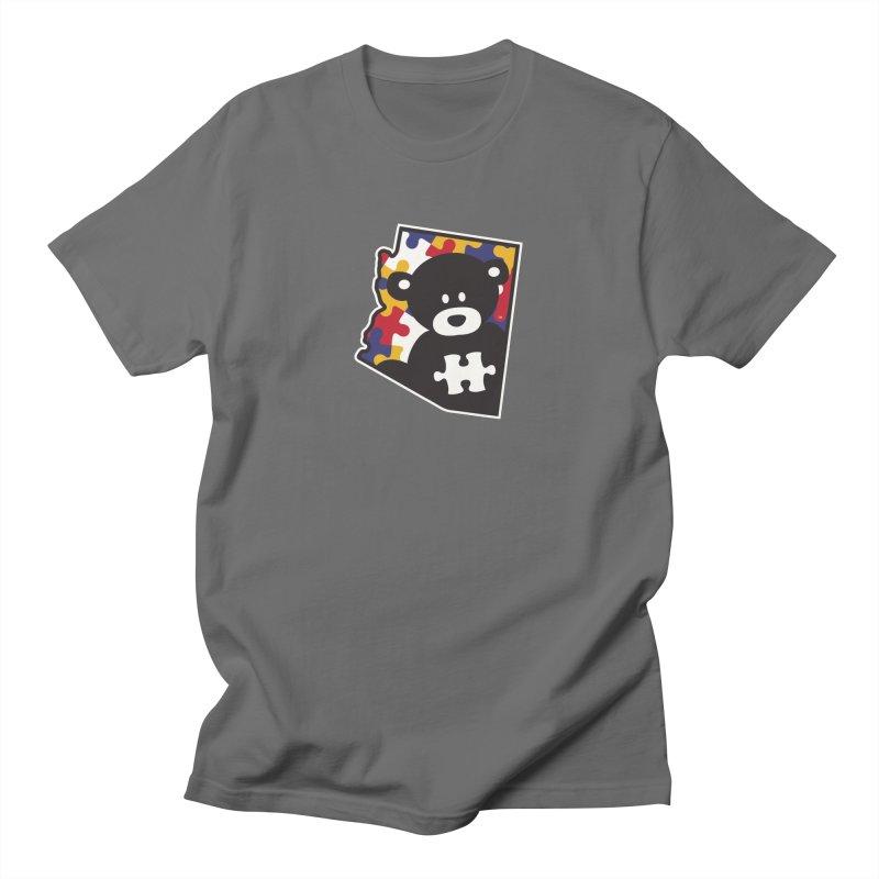 Autizona Men's T-Shirt by #AutiWear   Arizona Autism's Merch Shop