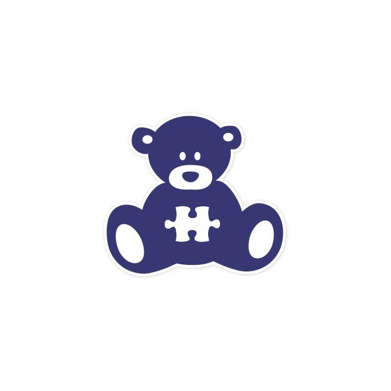 AutiBear Kids T-Shirt by #AutiWear | Arizona Autism's Merch Shop