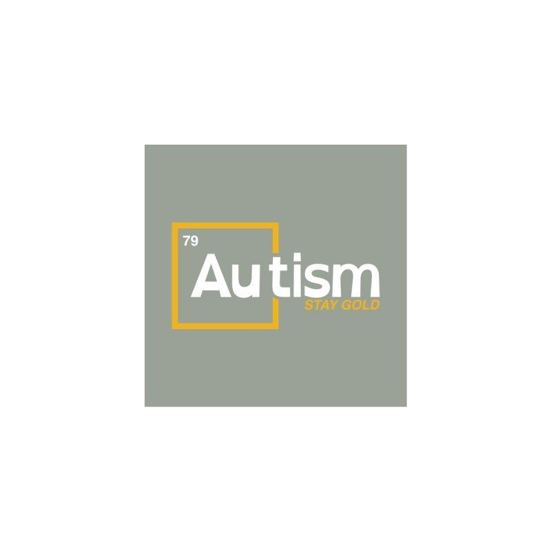 Discover Autistic Gold Men's T-Shirt by #AutiWear   Arizona Autism's Merch Shop