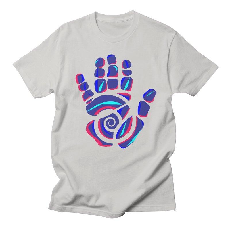 Aroha Comics Blue/Purple logo Men's T-Shirt by Aroha Comics Artist Shop