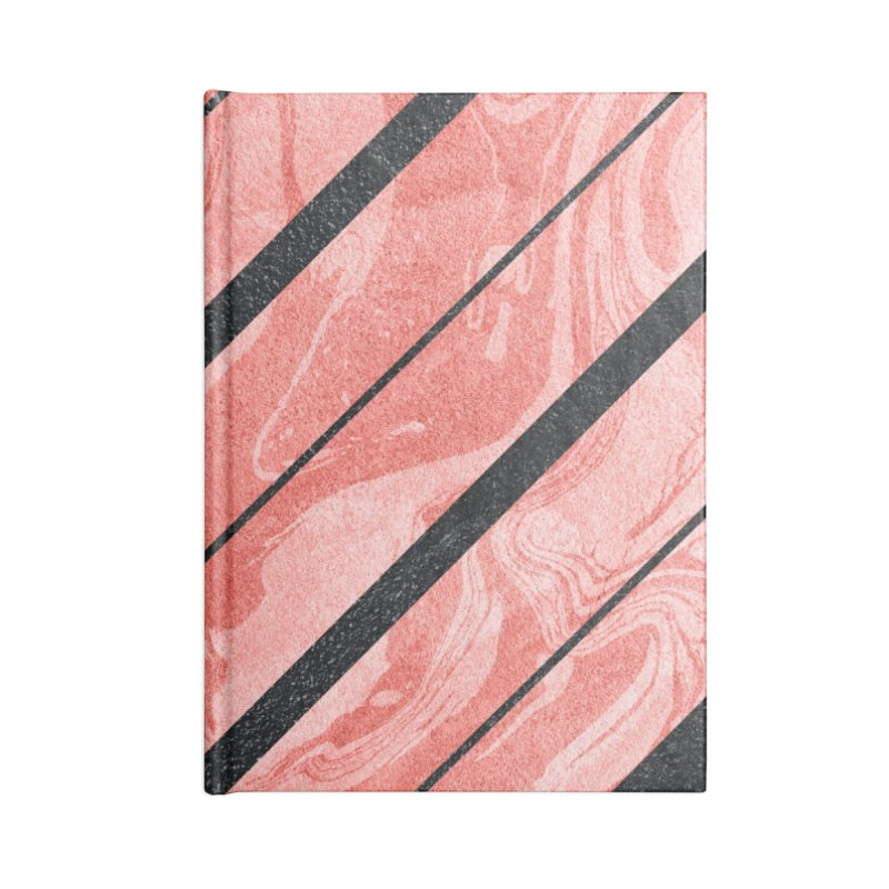 Geometric XXXXI Accessories Notebook by Art Design Works