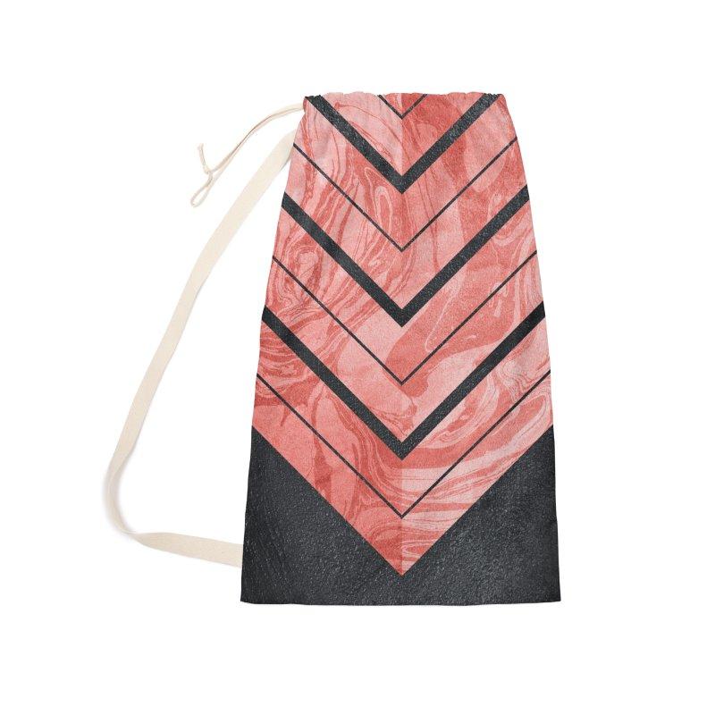 Geometric XXXXI Accessories Bag by Art Design Works