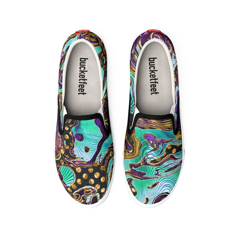 Pattern LXXVIII Men's Shoes by Art Design Works