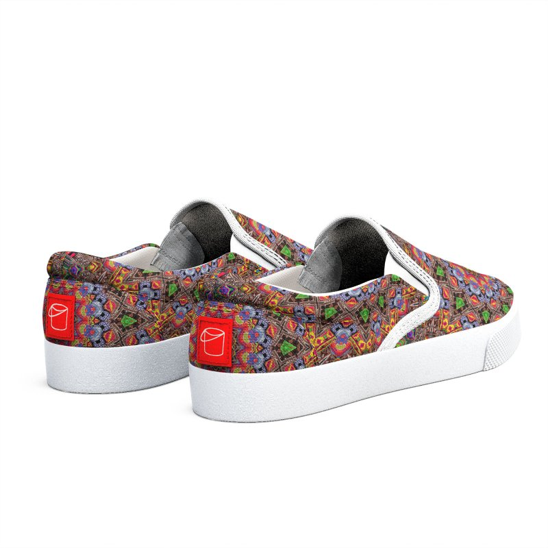 Cherga Mandala II Men's Shoes by Art Design Works