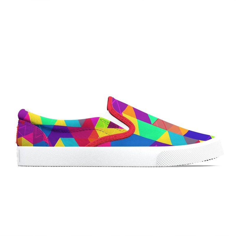 Pattern LXXX Men's Shoes by Art Design Works