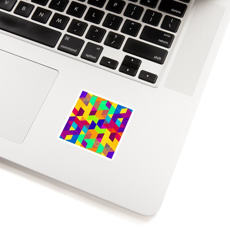 Pattern LXXX Accessories Sticker by Art Design Works