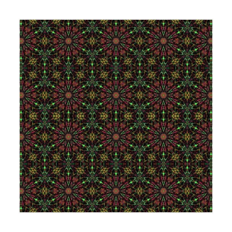 Colorful Mandala Pattern Accessories Sticker by Art Design Works