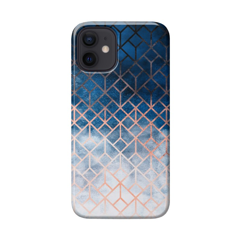 Geometric XII Accessories Phone Case by Art Design Works