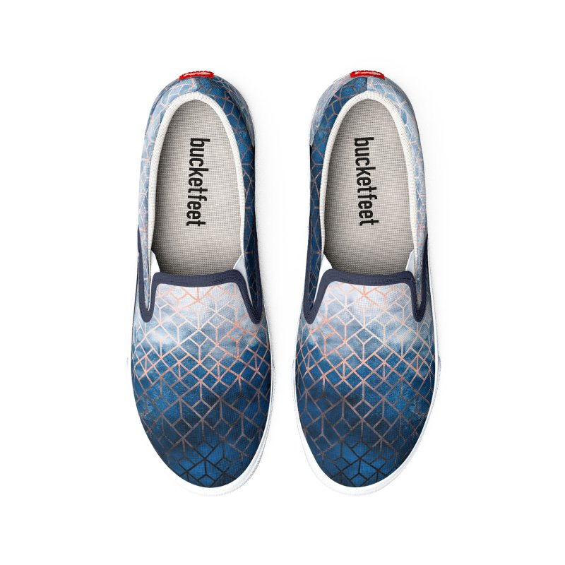 Geometric XII Women's Shoes by Art Design Works