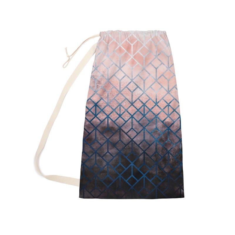 Geometric XI Accessories Bag by Art Design Works