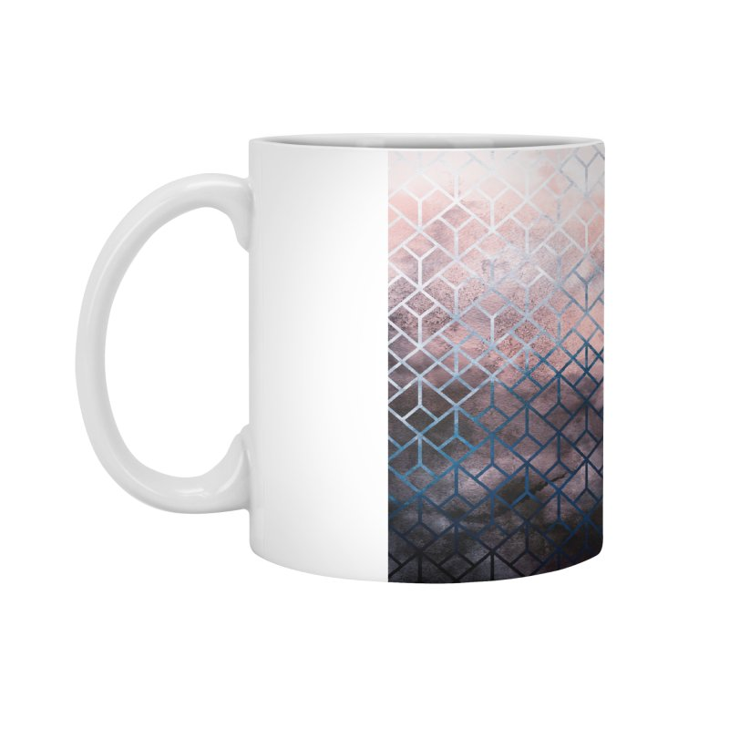Geometric XI Accessories Mug by Art Design Works