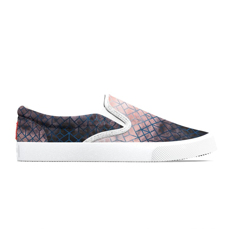 Geometric XI Men's Shoes by Art Design Works