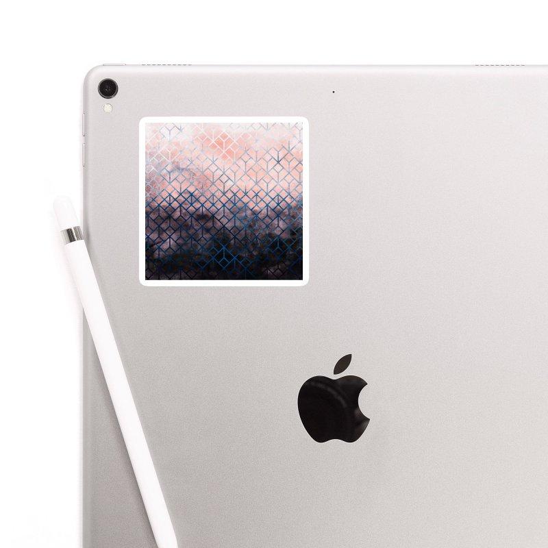 Geometric XI Accessories Sticker by Art Design Works