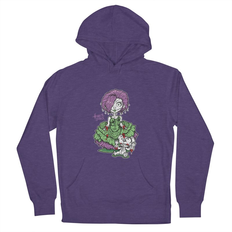 Horror Doll No.2 Women's Pullover Hoody by Artbytobias's Artist Shop