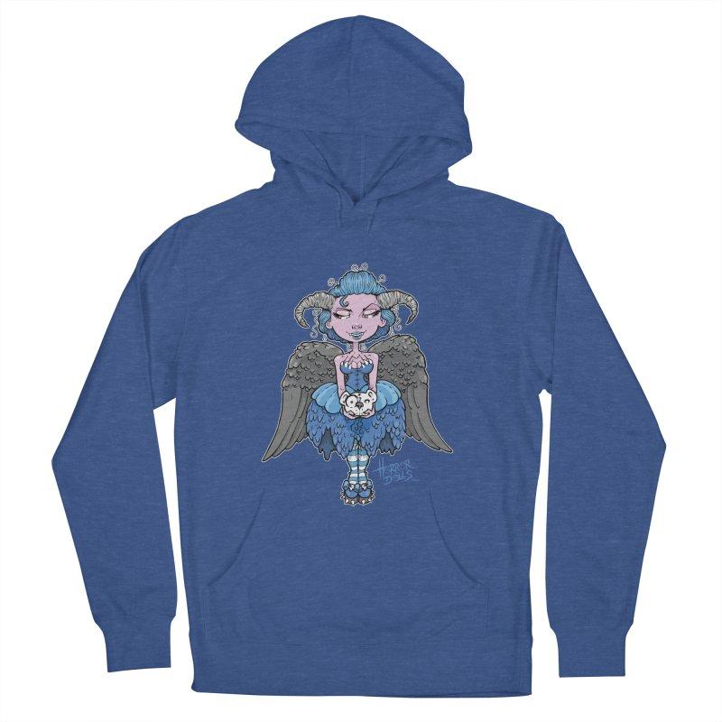 Horror Doll No.3 Men's Pullover Hoody by Artbytobias's Artist Shop