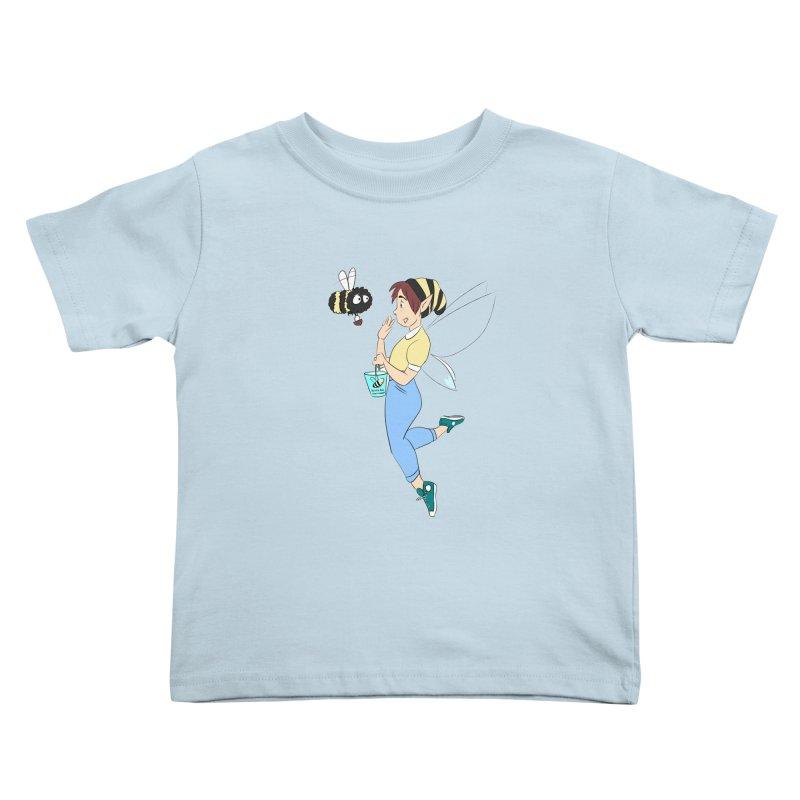You've Got a Friend In Bee Kids Toddler T-Shirt by ArtemisStudios's Artist Shop