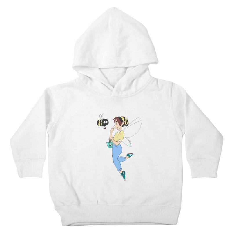 You've Got a Friend In Bee Kids Toddler Pullover Hoody by ArtemisStudios's Artist Shop