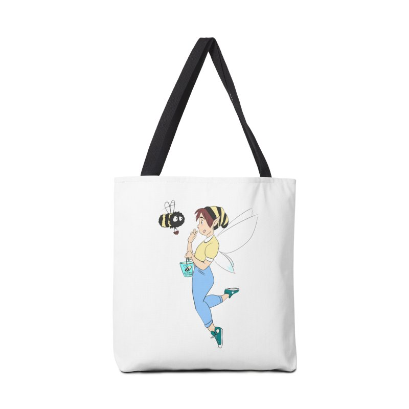 You've Got a Friend In Bee Accessories Tote Bag Bag by ArtemisStudios's Artist Shop