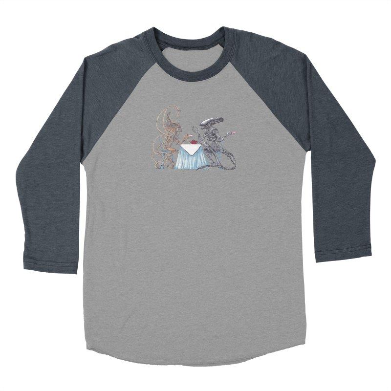 Alien Tea Time Women's Longsleeve T-Shirt by ArtemisStudios's Artist Shop
