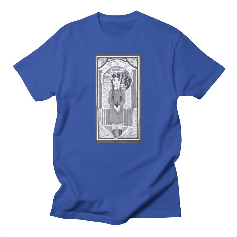 Wednesday Men's T-Shirt by ArtemisStudios's Artist Shop