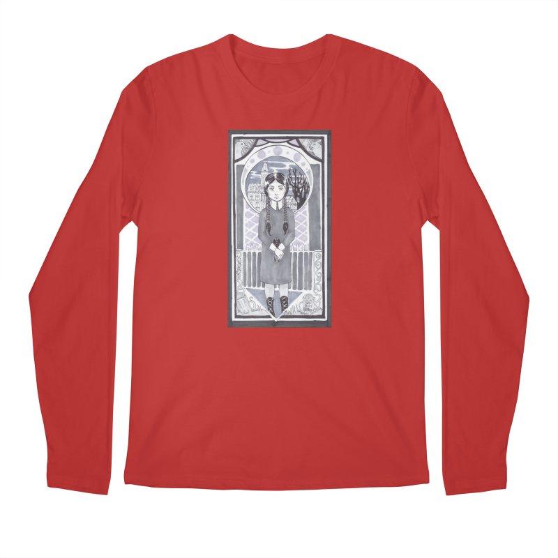 Wednesday Men's Longsleeve T-Shirt by ArtemisStudios's Artist Shop